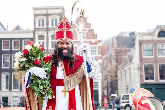 Holland and Sinterklaas