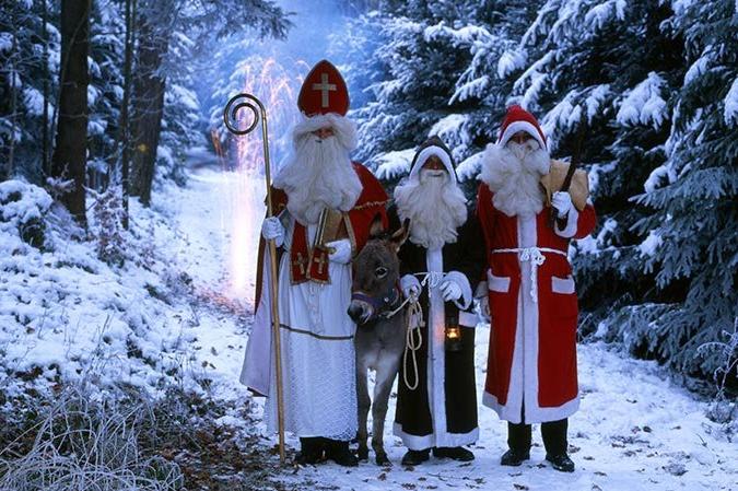 Saint Nicholas, Germany